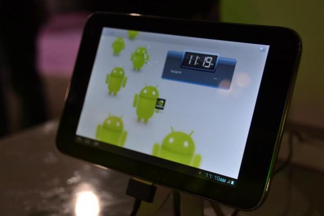 4-ядерный планшет от ZTE. Пока безымянный