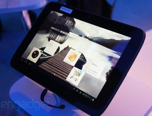 Intel продемонстрировала на CES несколько смартфонов и планшетов на платформе Atom Z2460 (Medfield)