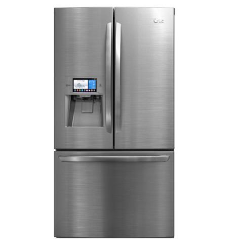 Холодильник LG Smart - такой умный, что знает все лучше вас