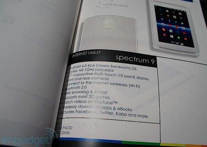 Polaroid выпустит Android-планшеты