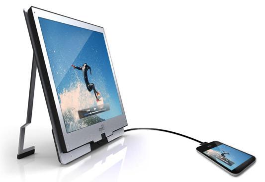 MMT Monitor2Go - 15.6-дюймовый монитор для … телефона