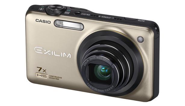 Casio пополнила портфолио высокоскоростных фотокамер