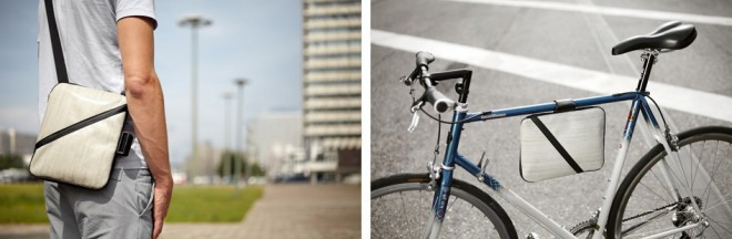 Сумка для iPad на велосипед