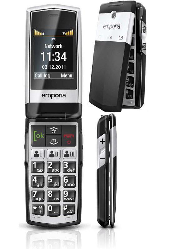 Emporia привезла на CES новые «бабушкофоны»