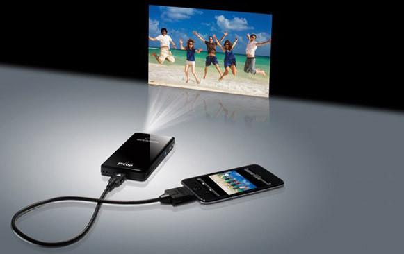 WOWee ONE и MicroVision создали портативный динамик-проектор