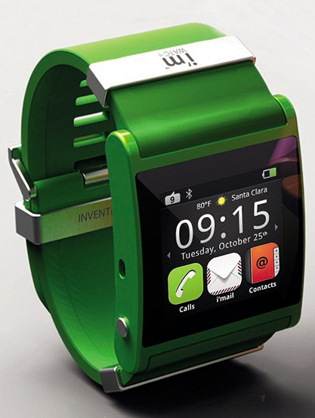 I'm Watch – больше, чем просто часы