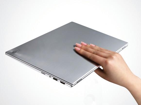 И опять ультрабуки: LG Z330 и Z430
