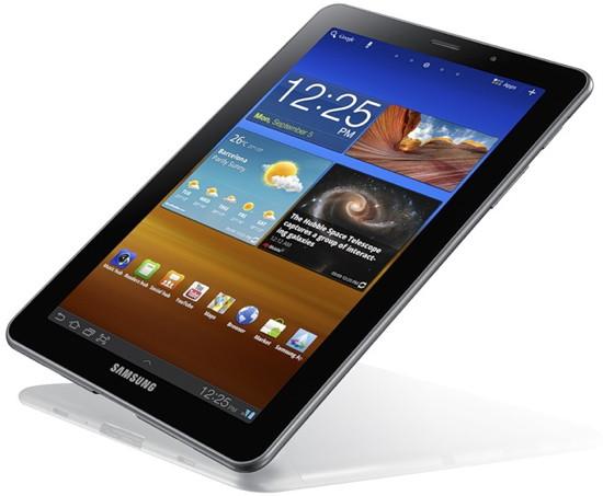 Samsung galaxy tab 7 7 вышел в продажу цена от