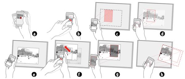 Ученые придумали, как превратить смартфон в виртуальный проектор