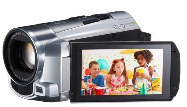 Три новых видеокамеры от Canon - HF M52, HF M51 и HF R31
