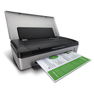 HP Officejet 100 Mobile L411 - классный мобильный принтер
