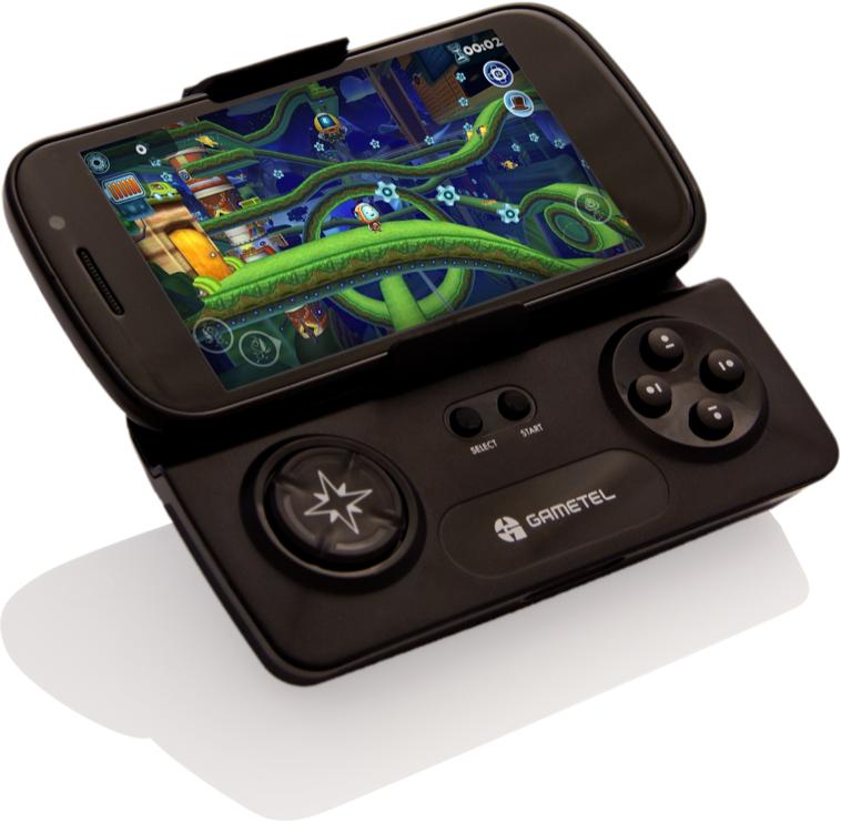 Контроллер Gametel возвращает смартфонам физические клавиши
