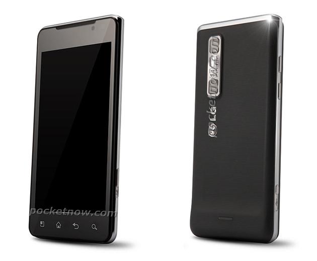 Слухи: LG Optimus 3D 2 – еще более тонкий, чем Optimus 3D