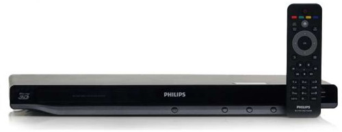 Blu-ray-плеер Philips BDP5200 - недетское удовольствие за 6000 р.
