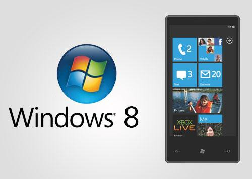 Microsoft Windows Phone будет использовать ядро Windows 8