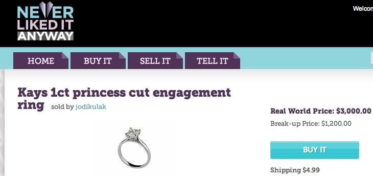 В Сети появился интернет-магазин подарков от бывших возлюбленных