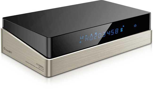 Медиацентр IconBit XDS1003D - стильный и всеядный