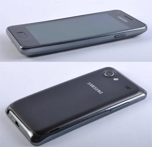 Слухи: Galaxy S Advance GT-I9070 с 2-ядерным процессором и новым дизайном
