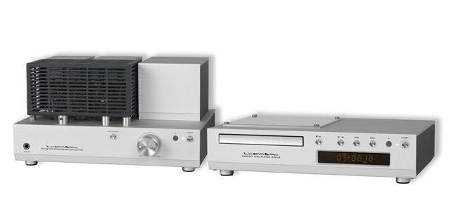 CD-проигрыватель/усилитель Luxman D-N100/SQ-N100 - шедевр в жанре миниатюры