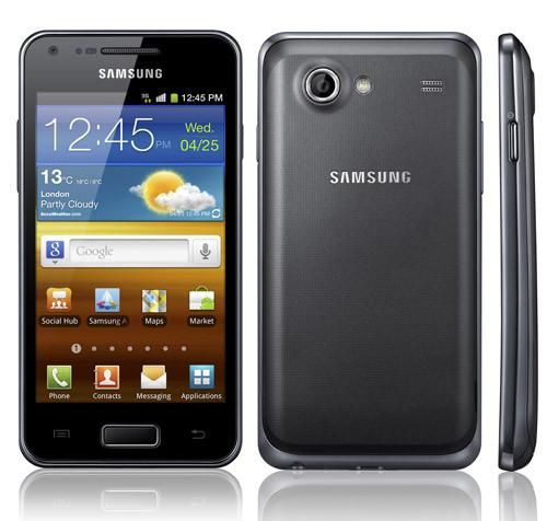 Samsung Galaxy S Advance анонсирован официально