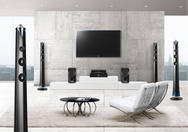 Stuff-обзор: Домашний кинотеатр LG HX996TS - культурно-развлекательный комплекс!