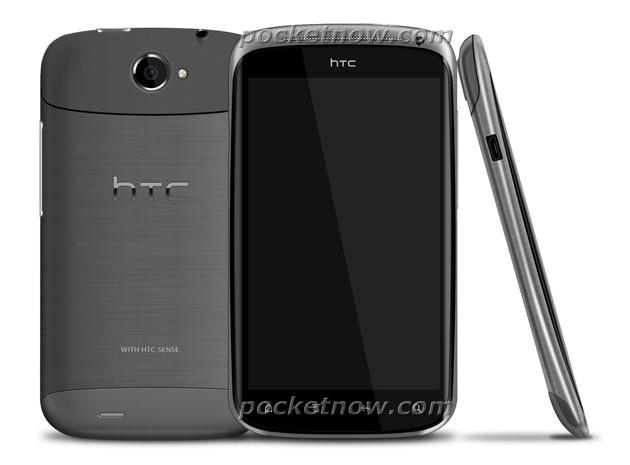 Самый тонкий Android-смартфон от HTC - Ville - замечен на видео