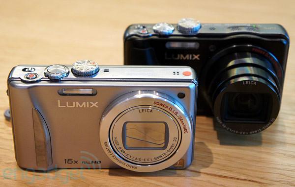 Самая тонкая камера с 20-кратным увеличением и новые «внедорожники» от Panasonic