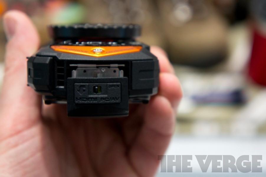 Pentax Optio WG-2 GPS – идеальная камера для суровых условий эксплуатации