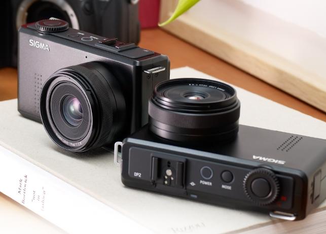Новые камеры Sigma Merrill DP1 и DP2 оснащены 46 Мп модулями!