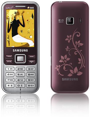 Женские телефоны 2012 года от Samsung