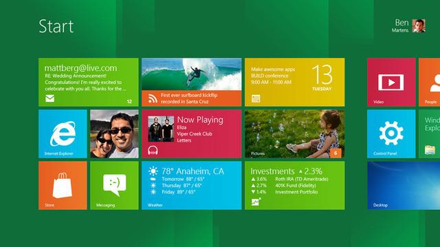 Каким образом Microsoft собирается распространять Windows 8 Consumer Preview, пока неясно; если корпорация будет придерживаться ранее принятых правил, данная версия будет распространяться в течение всего лета