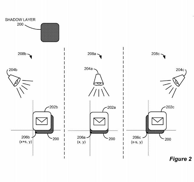 Apple запатентовала 3D-интерфейс, анализирующий направление взгляда пользователя