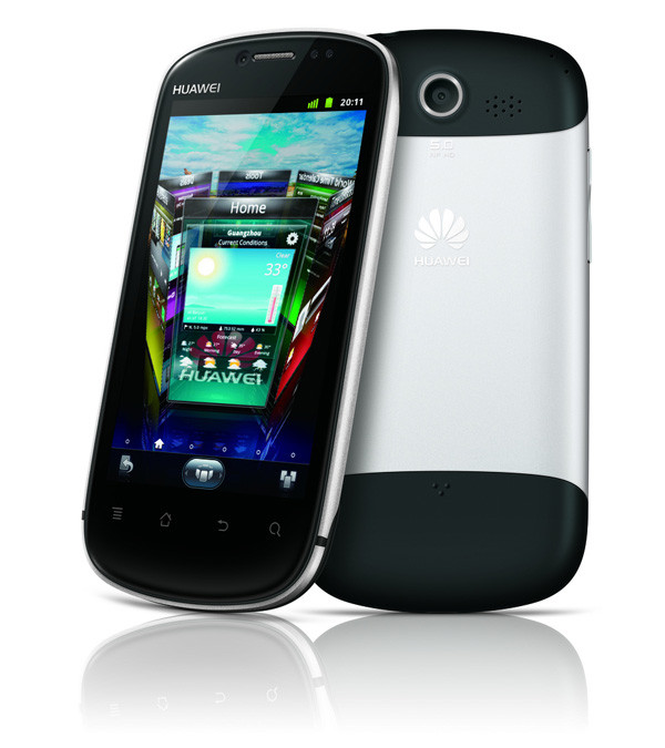 Stuff-обзор: Huawei Vision U8850 - породистый китаец