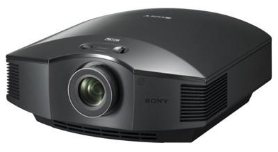 Sony VPL-VW95ES: флагманский 3D-проектор