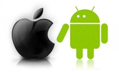 Android Market проигрывает AppStore из-за фрагментации