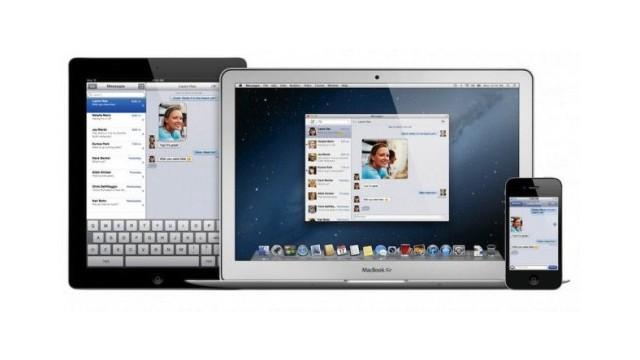 OS X 10.8 Mountain Lion очень похожа на iPhone