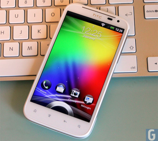 Stuff-обзор: HTC Sensation XL - самый мультимедийный смартфон на Android