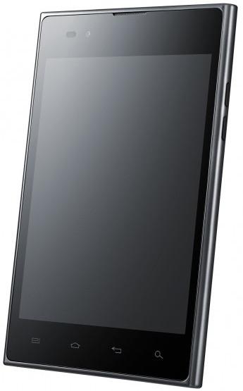 Очень широкий смартфон LG Optimus Vu официально анонсирован