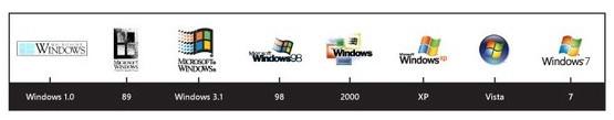 Новый логотип для Windows 8 в стиле Metro