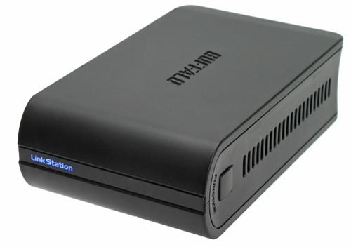 Stiff-обзор: Сетевое хранилище данных Buffalo LinkStation Mini - и даже в интерьер впишется!
