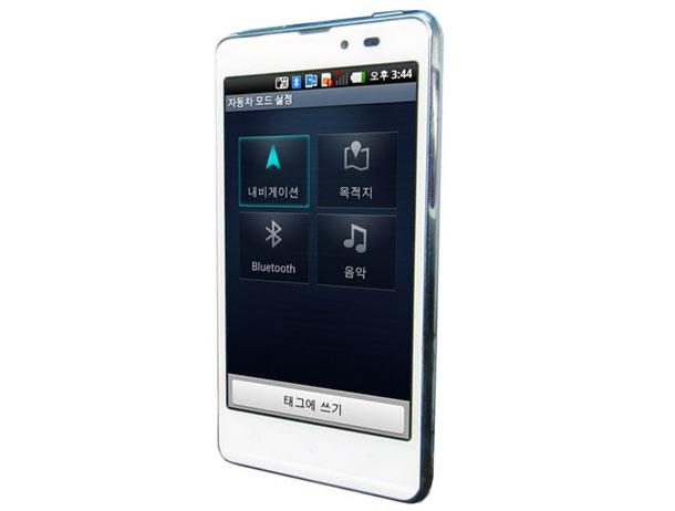 LG анонсировала в Корее Optimus LTE Tag с поддержкой NFC-стикеров