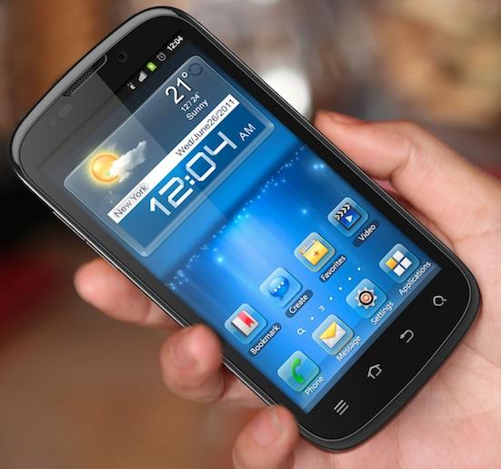 ZTE показала PF200, N910 и Mimosa на базе Android 4.0, не дожидаясь MWC