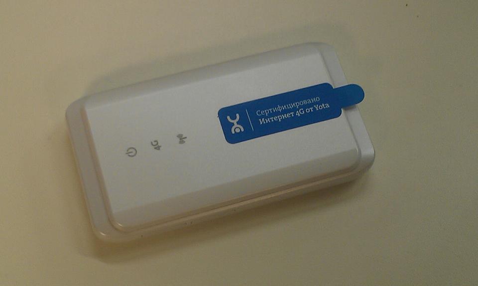 WiMax от Yota в Москве перестанет работать уже в апреле