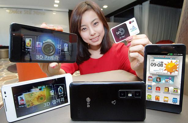 LG Optimus 3D Cube (Optimus 3D Max) станет одним из фаворитов MWC