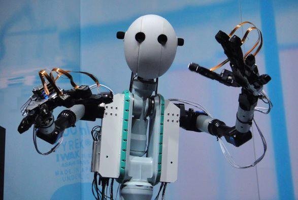 Робот-аватар передает ощущения на расстояние