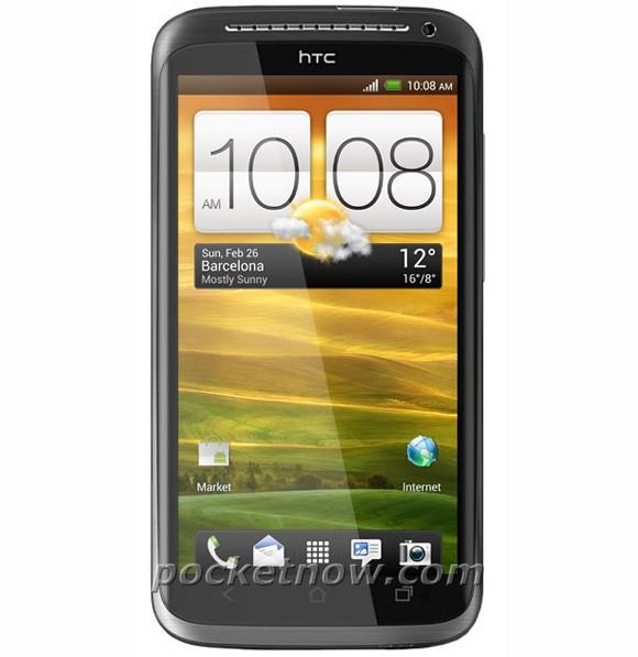 4-ядерный флагман HTC One X (Edge / Endeavor) показал личико