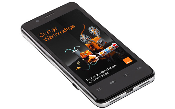 Первый Android-смартфон на платформе Intel Medfield анонсировал оператор Orange
