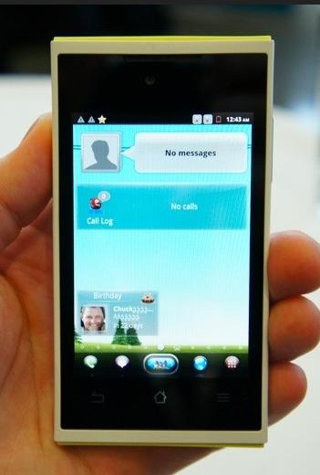 ViewSonic ViewPhone 4e, 4s и 5e: новые смартфоны с двумя слотами для SIM-карт