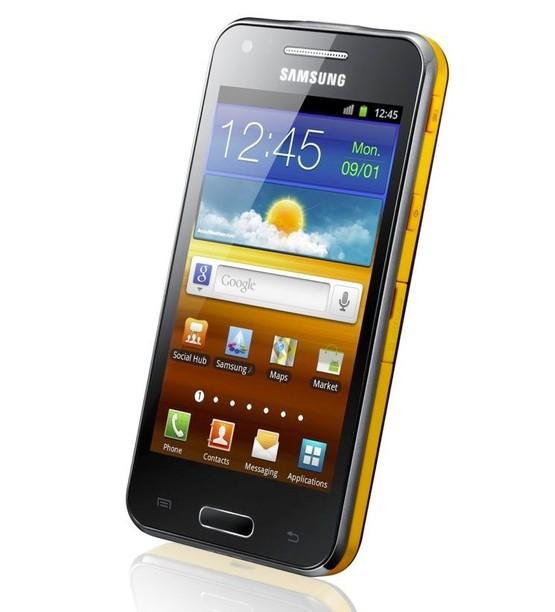 Смартфон со встроенным проектором Samsung Galaxy Beam воплотился из концепта в реальность