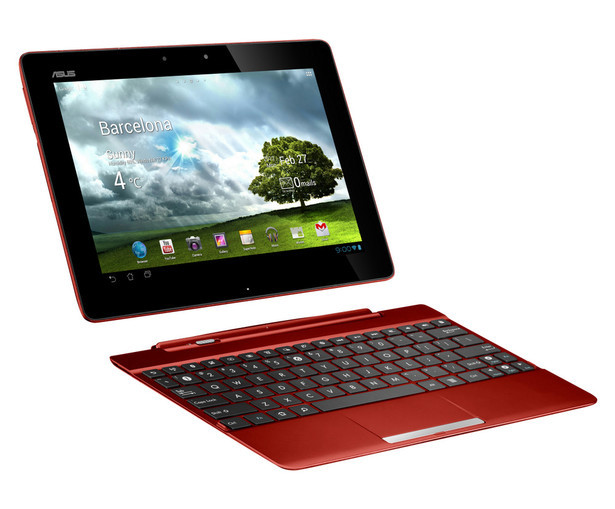Asus переименовала линейку планшетов в Transformer Pads и выпустила TF Pad Infinity и TF Pad 300